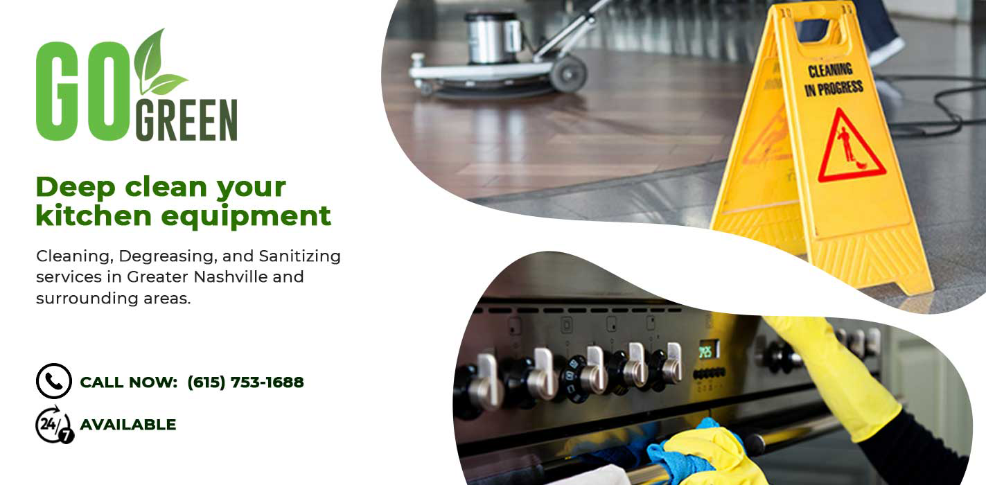 Go Green Cleaning Nashville Restaurant Construction Janitorial