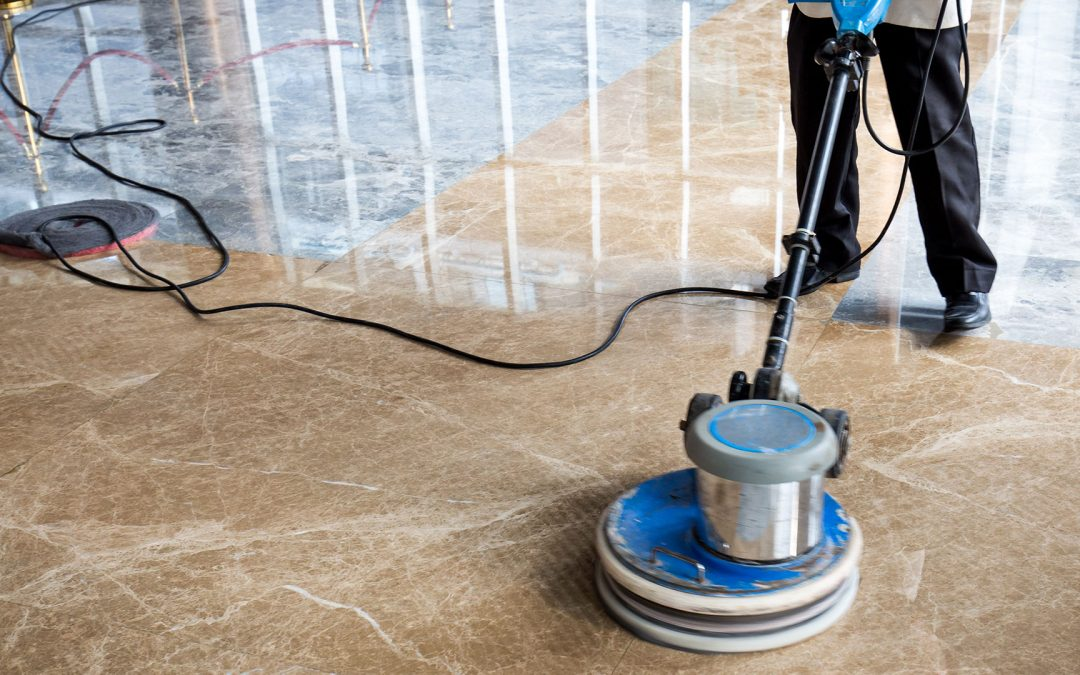 HOW TO CLEAN YOUR OFFICE WHEN THE CONSTRUCTION DUST SETTLES