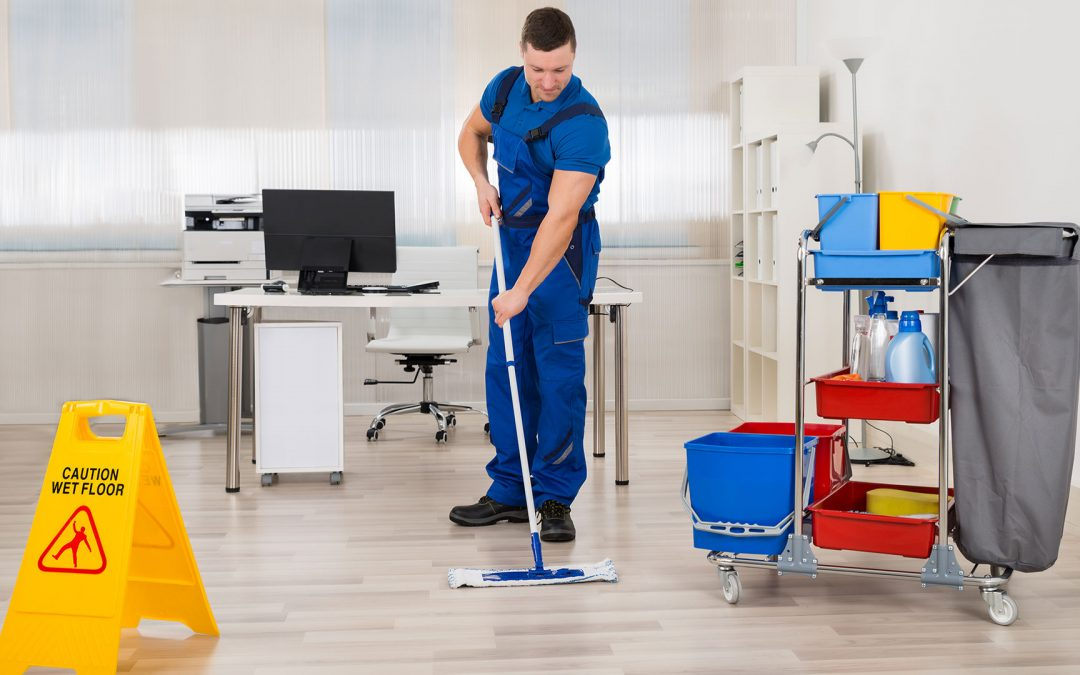 ULTIMATE GUIDE TO OFFICE CLEANING – 2019