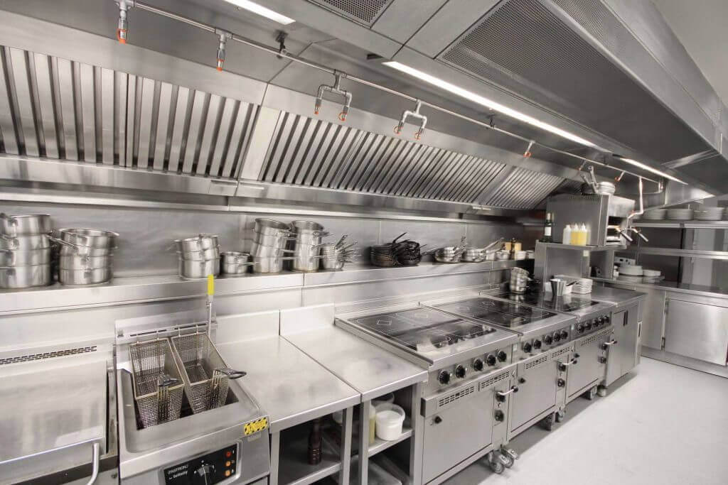 A Guide On Cleaning Equipment In The Commercial Restaurant Kitchen