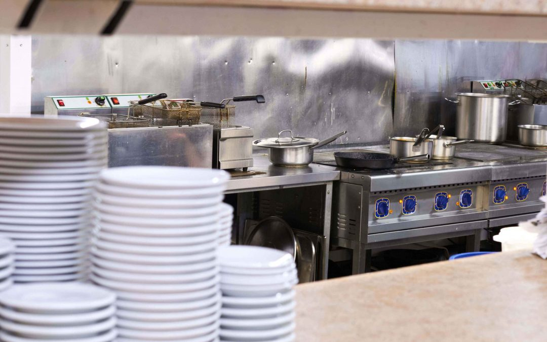 Checklist for Restaurant Kitchen Cleaning